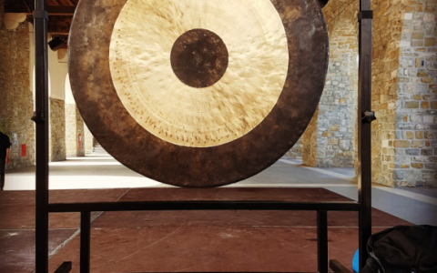 Zvočne terapije z gongom